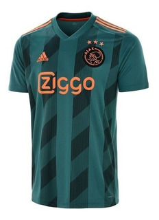 Camisa 2 Ajax Da Holanda Away 2019