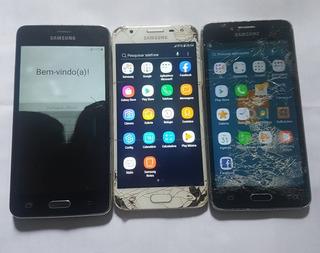 Lote Celular Samsung Usado