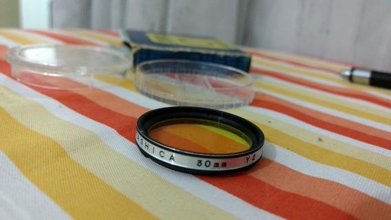 Filtro Para Lente Fotográfica Yashica 30 Mm Y2