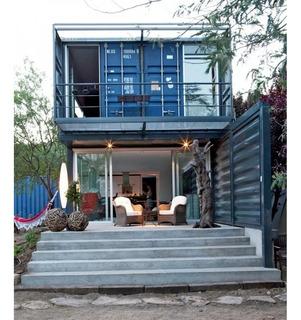 Projeto Construção Casa Contêiner Barato