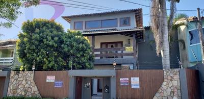 Casa Para Aluguel, 4 Dormitórios, São Marcos - Macaé - 3039