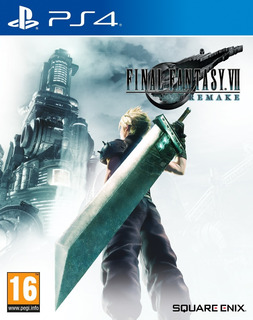 Final Fantasy Vii Remake Ps4 Digital Principal
