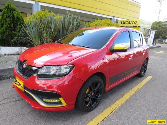 Renault Sandero Rs 2.0 Mecanico Hacth Back