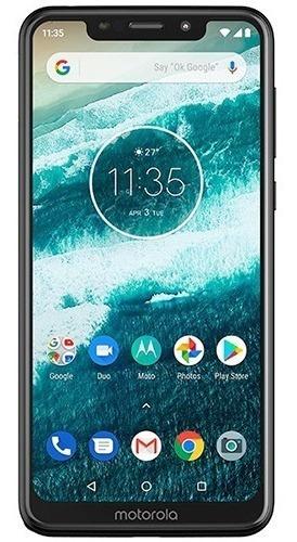 Motorola Moto One 64 Gb 4g Lte Negro - Prophone