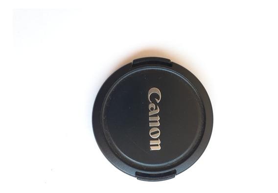 Tampa Frontal De Lente Canon 52mm Original