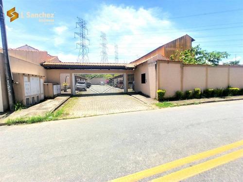 Casa Com 3 Dormitórios À Venda, 79 M² Por R$ 330.000,00 - Vila Caputera - Mogi Das Cruzes/sp - Ca0281