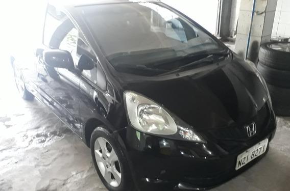 Honda Fit Automático 2011 /2012 Única Dona