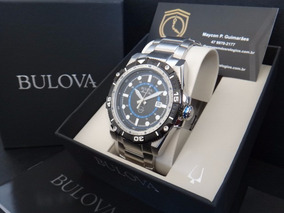 Relógio Bulova Marine Star 98b177 - 100% Original