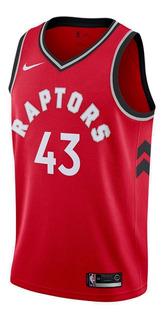 Camisa Regata Toronto Raptors - Siakam - Lowry