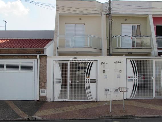 Casa Para Aluguel, 2 Quartos, 2 Vagas, Parque Novo Mundo - Americana/sp - 15201
