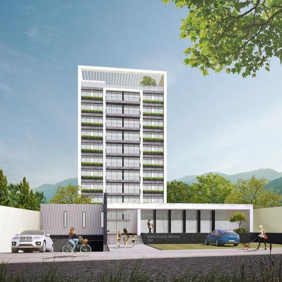 Departamentos En Preventa En Ciudad Granja,parque Metropolitano, Zapopan