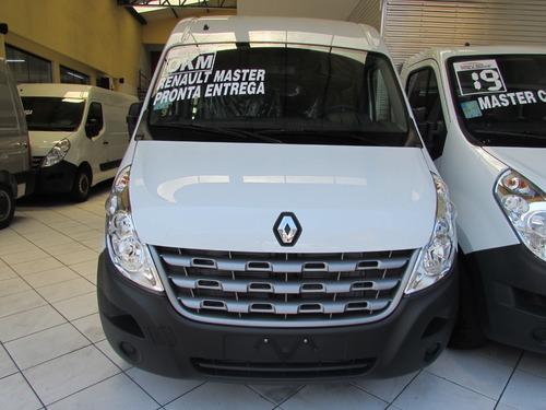 Van Executiva Renault Master 0km