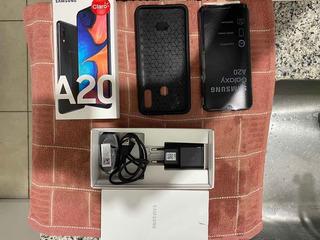 Celular Samsung A20 32gb Libre