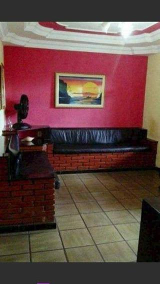 Casa Com 4 Dormitórios À Venda, 143 M² Por R$ 350.000,00 - Jardim São Francisco - Limeira/sp - Ca0237