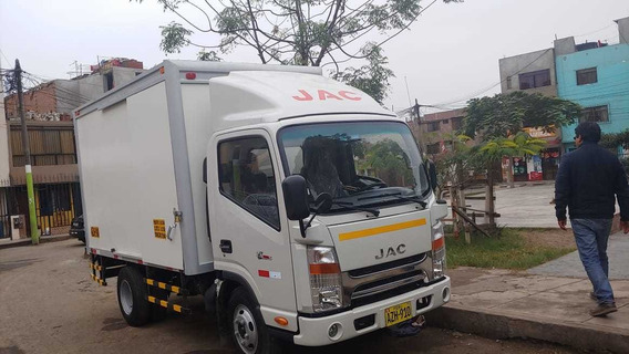Ocasion.camion Jac.año 2019 Nuevo Full. Equipado