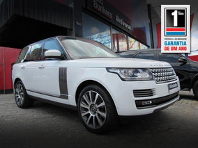 Land Rover Range Rover Vogue Autobiography 4.4 Sdv8 4wd