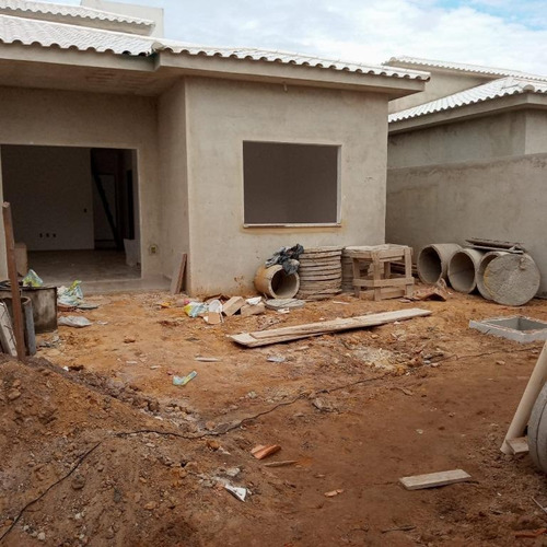Casa Em Extensão Do Bosque, Rio Das Ostras/rj De 75m² 2 Quartos À Venda Por R$ 290.000,00 - Ca898793