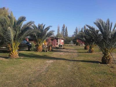 Rebajada.!!! Hermosa Parcela Con Casa Y Piscina.. Sector Carampangue