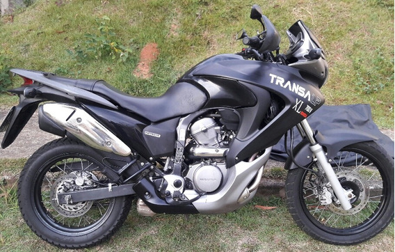 Honda Transalp Aceito Troca Valor 30mil Kkkkkk