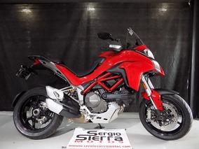 Ducati Multistrada1200 Roja 2015