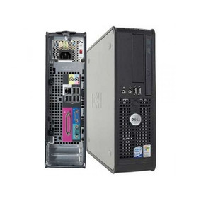 Dell Optiplex 360 - C2d / 4gb / Hd Ou Ssd + Nf
