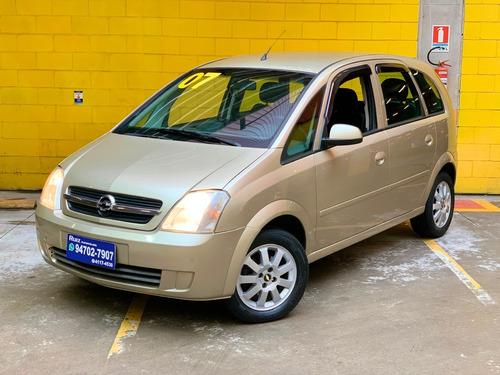 Chevrolet Meriva Maxx Flex Completa 3mil Entrada+450 Mensais