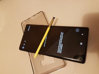 Troco Galaxy Note 9 128 Gb + Cartão 128gb Por iPhone