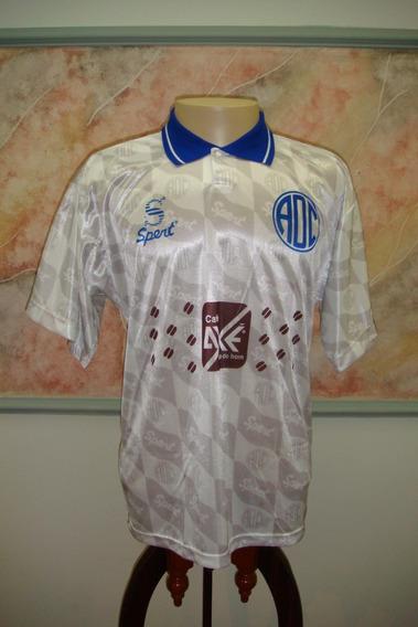 Camisa Futebol Confiança Aracaju Se Spert Jogo Antiga 269