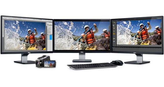 Monitor Dell S2340l Led Full Hd - 23