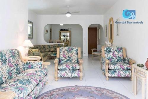 Imagem 1 de 19 de Apartamento Para Venda E Locação, Praia Das Pitangueiras, Guarujá. - Ap4535