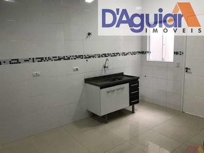 Kitnet No Carandiru, Travessa Maria Candida Com Dois Dormitórios E Cozinha - Dg2271