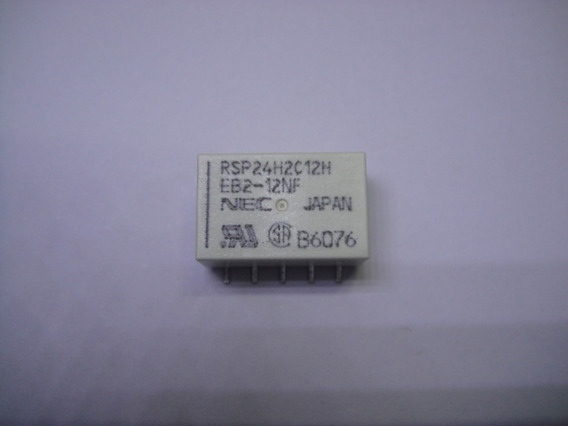 Eb2-12nf Relé Smd Nec - Kit Com 50pçs R$200