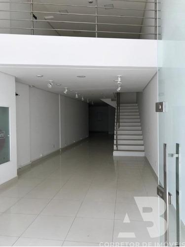 Imagem 1 de 7 de Edifício Olympo Tower, Sala Comercial A Venda, Pé Direito Duplo, Mezanino, Banheiro Adaptado, 02 Vagas De Garagem, Centro, Balneário Camboriú, Sc. - Sa00013 - 70112306