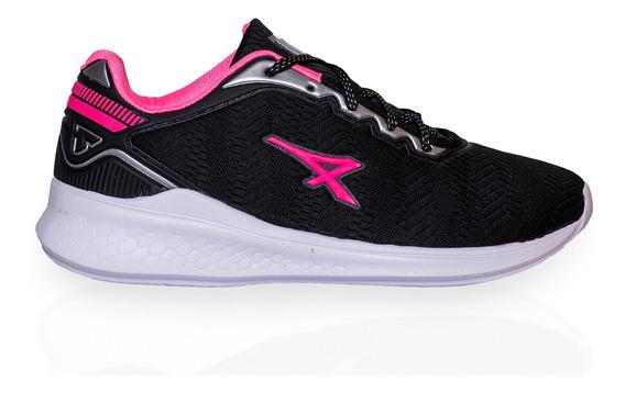 Zapatillas Athix Spark Negro/pink
