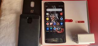 Oneplus 3t Usado 6gb Ram-64gb Rom Celular Usado