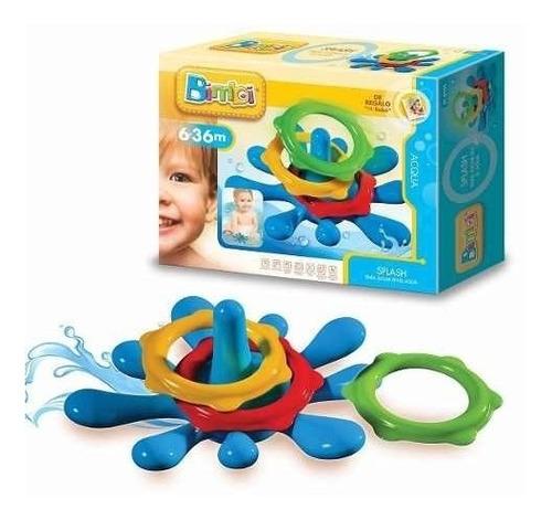 Juguete Para El Agua Bimbi Splash Aqua