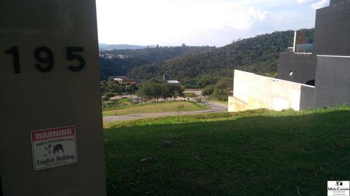 Imagem 1 de 4 de Terreno Em Condomínio Para Venda Em Santana De Parnaíba, Alphaville - Gênesis Ii - 1001319_1-1822504