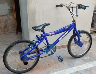Bicicleta Bmx Explorer + Pedalines