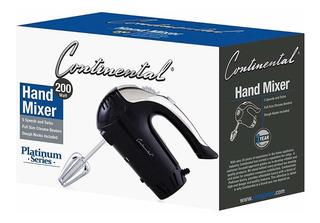 Batidora Manual Continental Electric Cp43149 De 5 Veloc