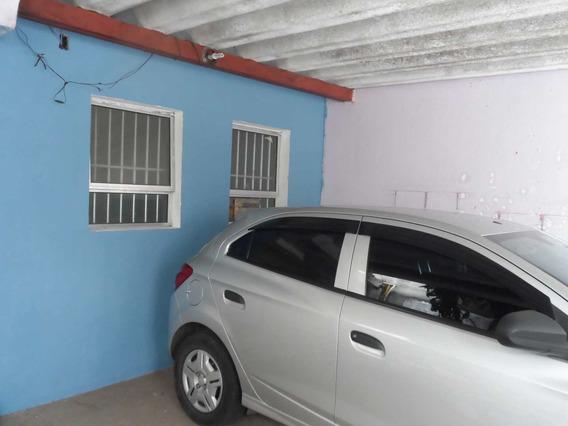 Casa Com 1 Dorm, Piraporinha, Diadema - R$ 275 Mil, Cod: 3367 - V3367