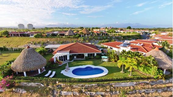 Maravillosa Casa En Alquiler En Vista Mar, San Carlos