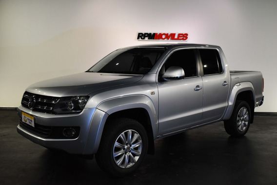 Volkswagen Amarok 2.0tdi 180 4x4 Highline C/d 15 Rpm Moviles
