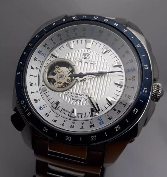 Relógio J Springs Automático