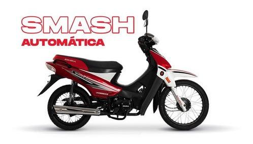 Imagen 1 de 15 de Gilera Smash 110 Automatica San Martín