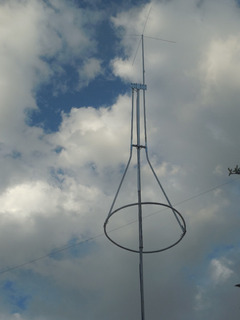 Antena 11 Mts. 27 Mhz. Vertical 5/8 Omni 4.45 Dbi