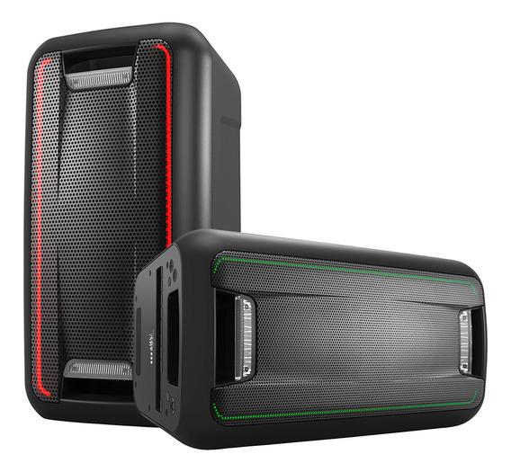Caixa De Som Portatil Bluetooth Bateria Recarregavel