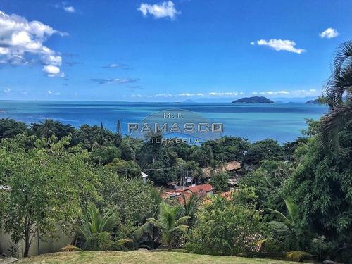 Terreno Em Ilhabela - Próximo A Praia - Com Vista Para O Mar - Te0243 - 69390738