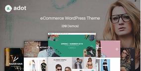 Template Adot - Ecommerce Wordpress Theme