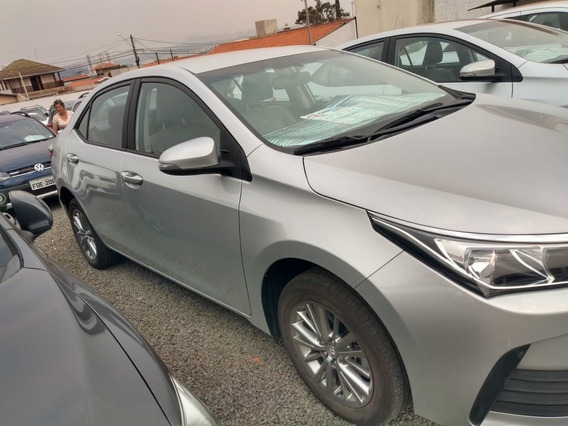 Toyota Corolla 1.8 16v 4p Gli Upper Flex Automático