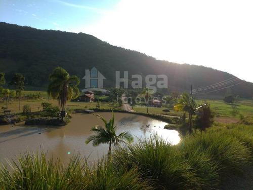 Imagem 1 de 25 de Terreno Para Chácara Em Condomínio Rural  À Venda Em Tijucas/sc - 1406c